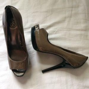 Jessica Simpson Heels Sz 7.5 M